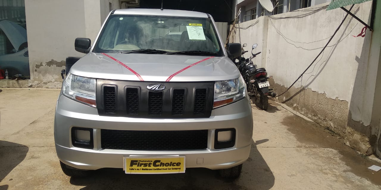2016 Used MAHINDRA TUV 300 T4 PLUS
