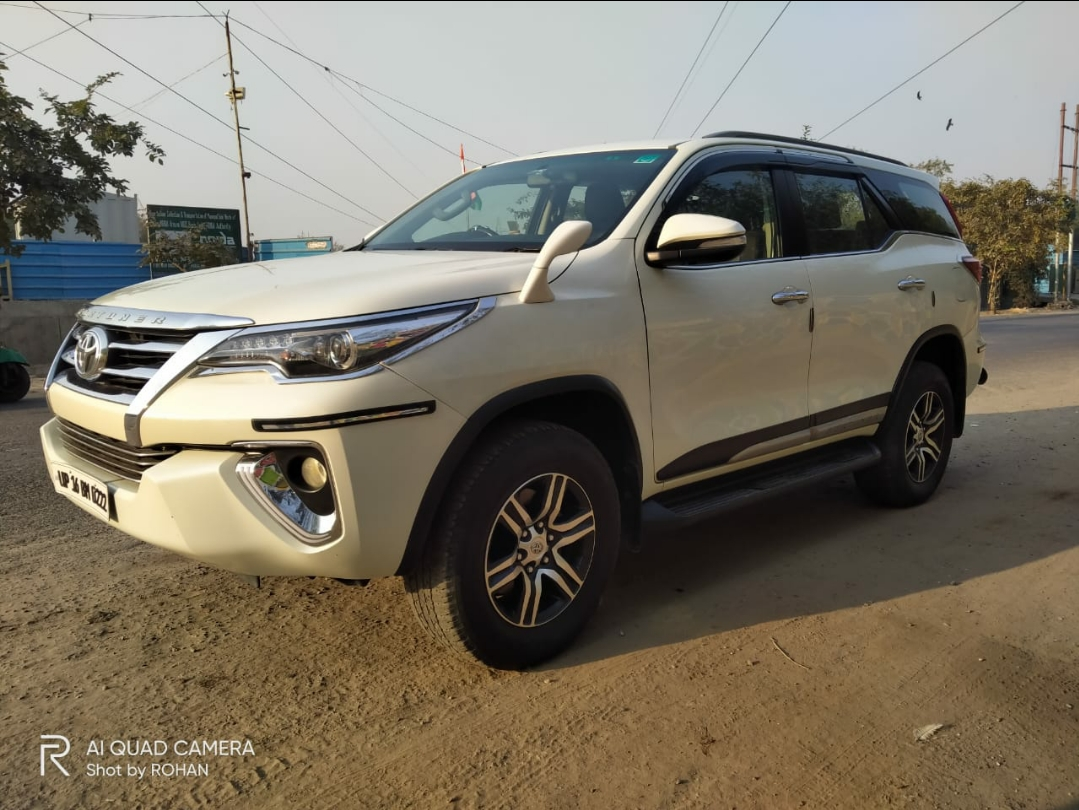 2017 Used Toyota Fortuner 3.0 MT 4X2