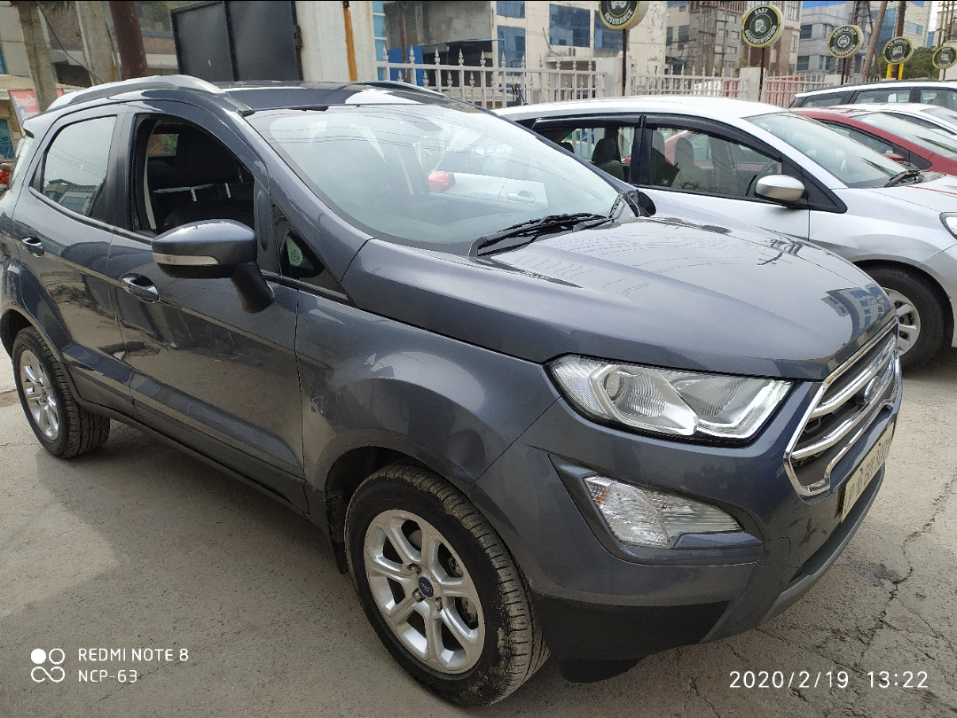 2018 Used Ford Ecosport TITANIUM 1.5 TI VCT AT