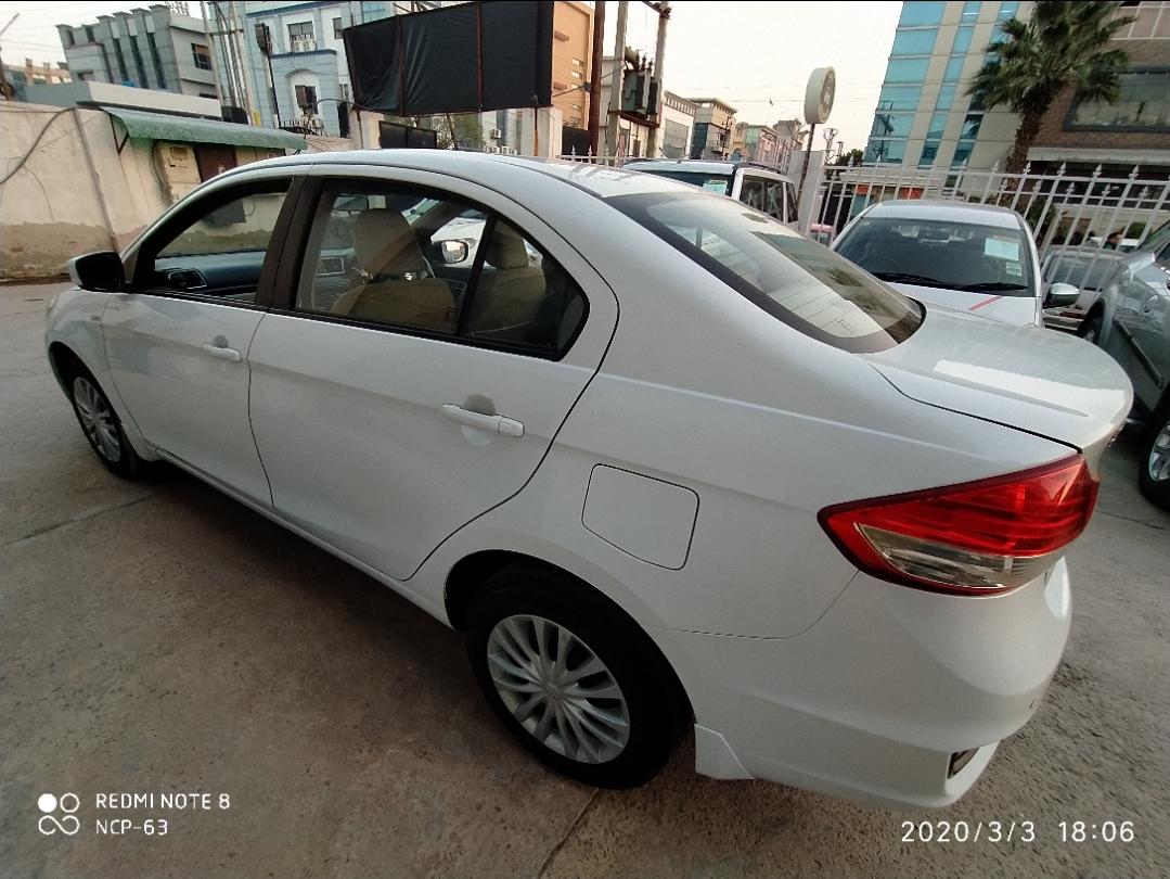 2016 Used Maruti Suzuki Ciaz VXI PLUS AT