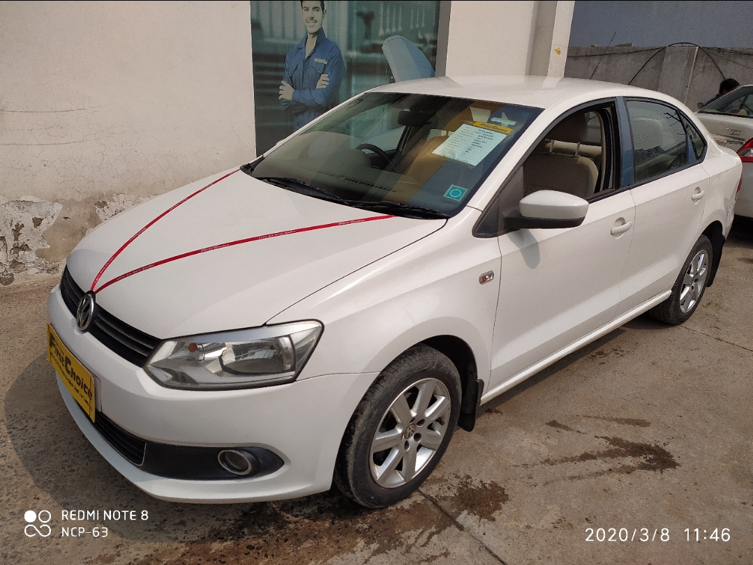 2011 Used Volkswagen Vento HIGHLINE PETROL