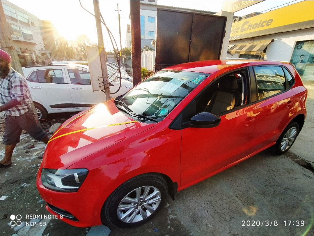 2016 Used Volkswagen Polo GT TSI 1.2 PETROL AT