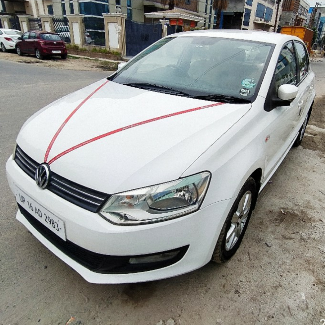 2011 Used Volkswagen Polo HIGHLINE 1.2L P