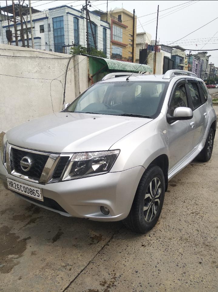 2015 Used Nissan Terrano XV 110 DIESEL