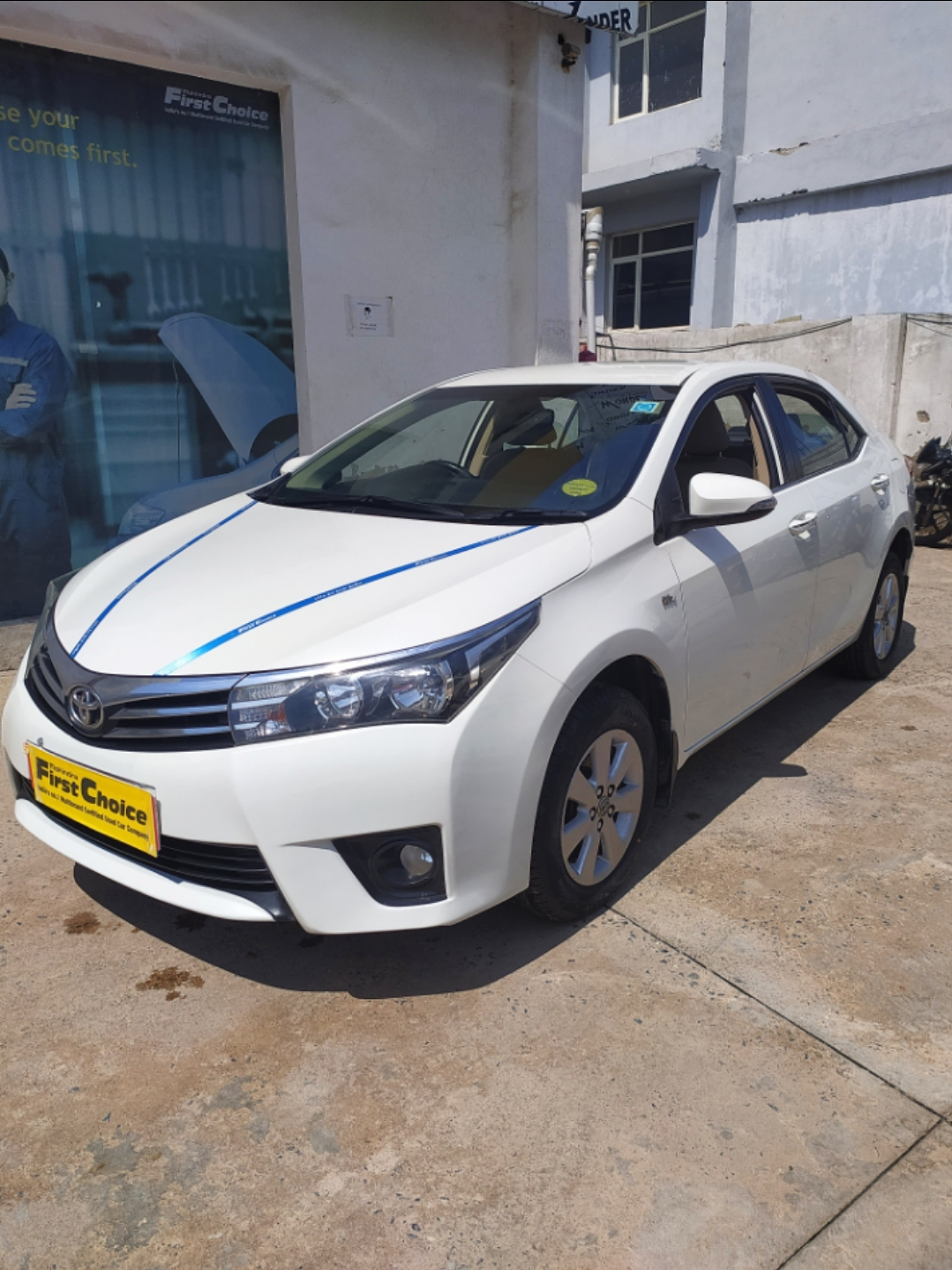 2015 Used Toyota Corolla Altis 1.8 G AT