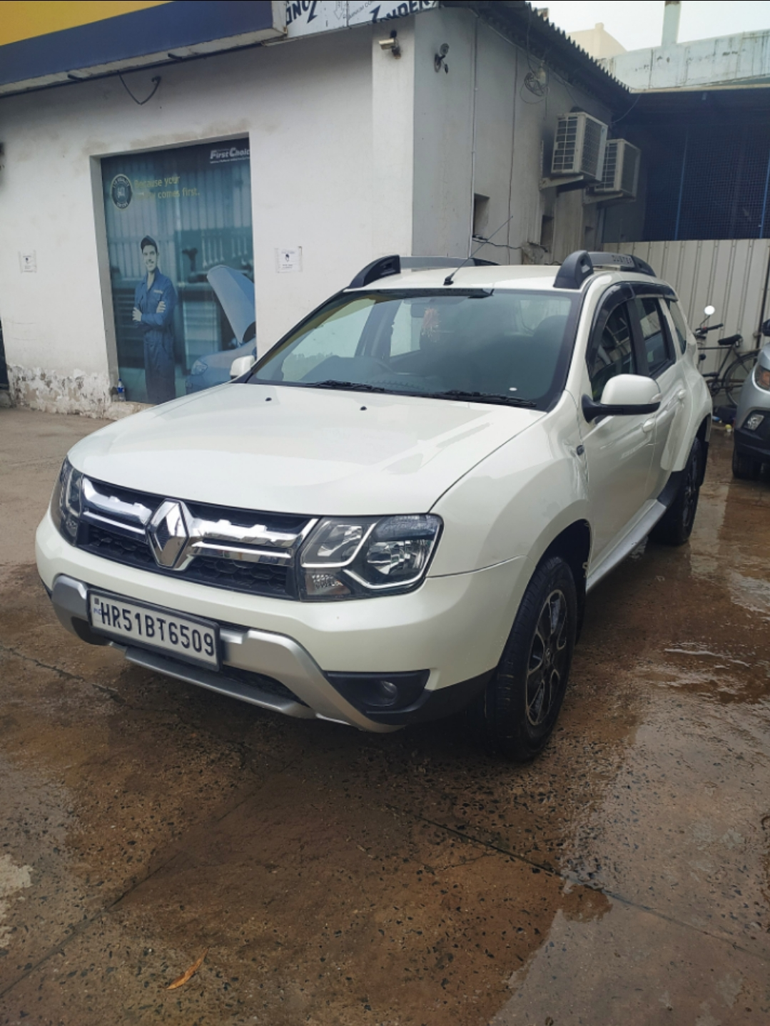 2017 Used Renault Duster 110 PS RXZ 4X2 AMT