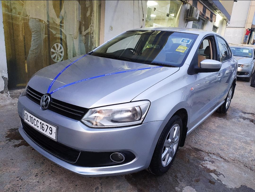 Used Volkswagen Vento In Delhi Mahindra First Choice
