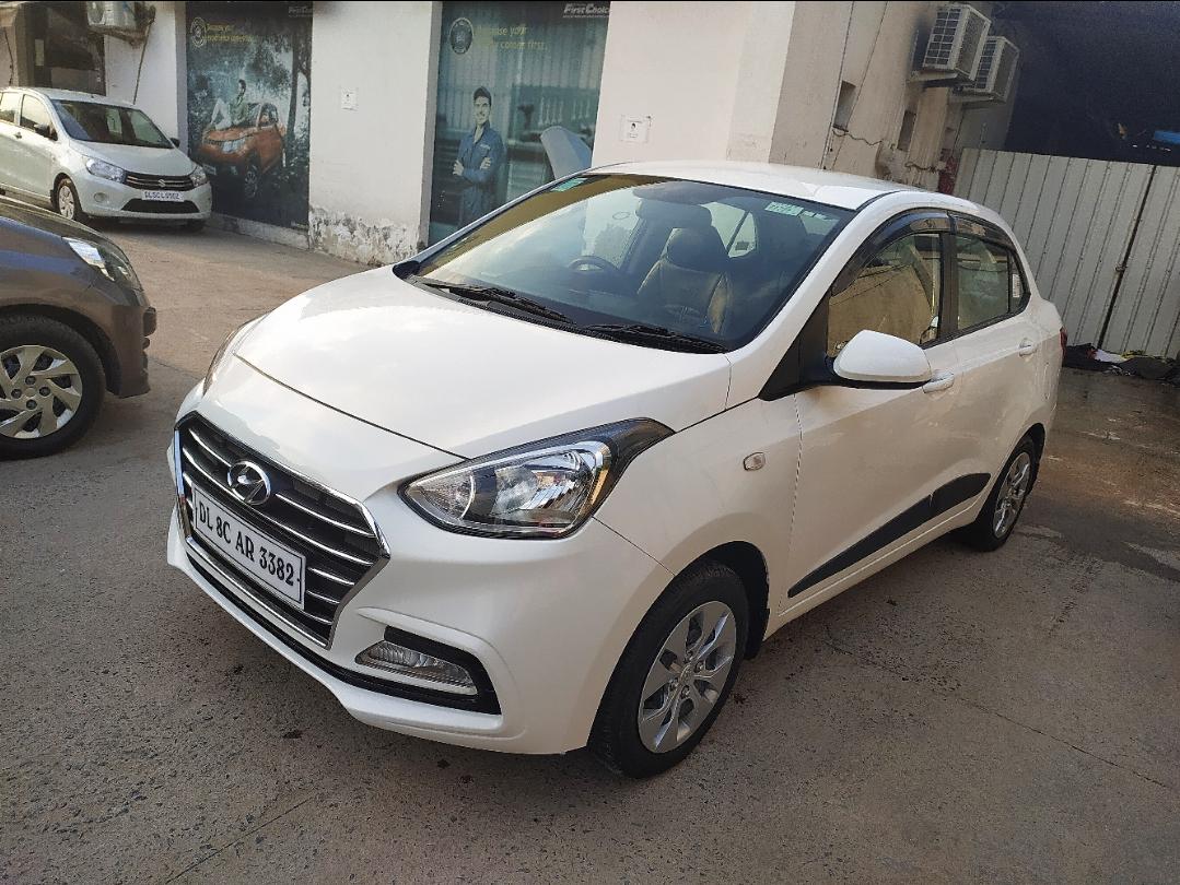 2017 Used Hyundai Xcent E PLUS