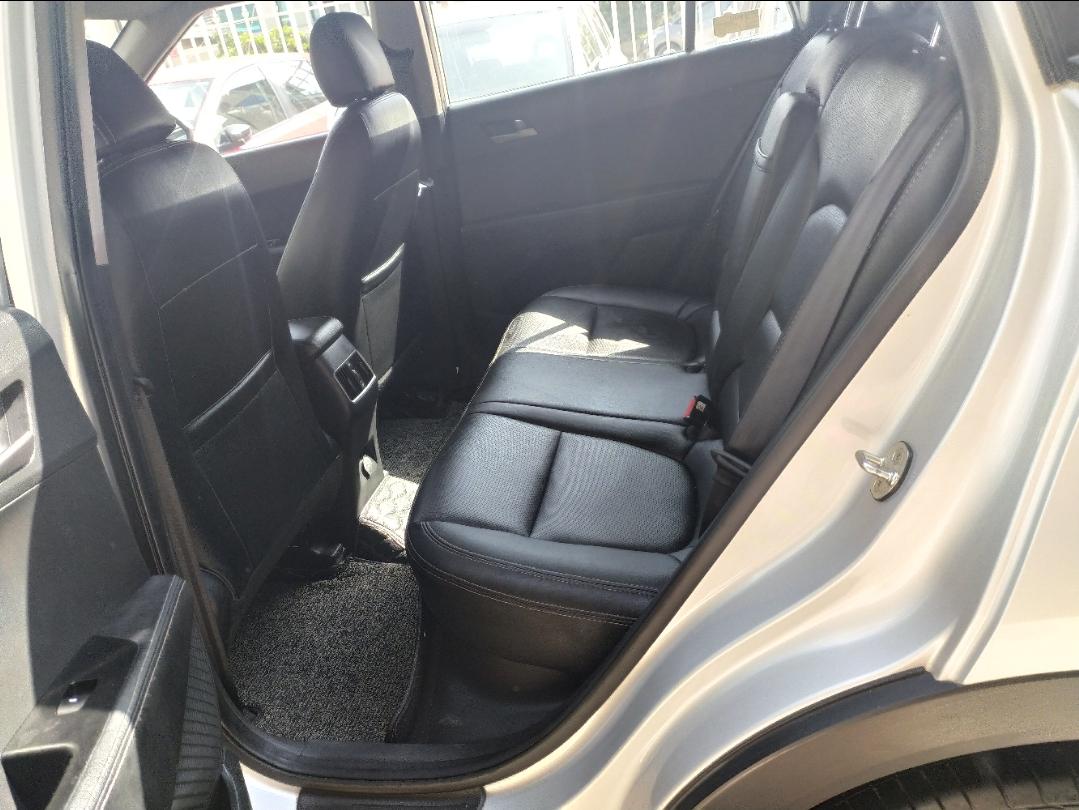 2017 Used Hyundai Creta 1.6 CRDI SX