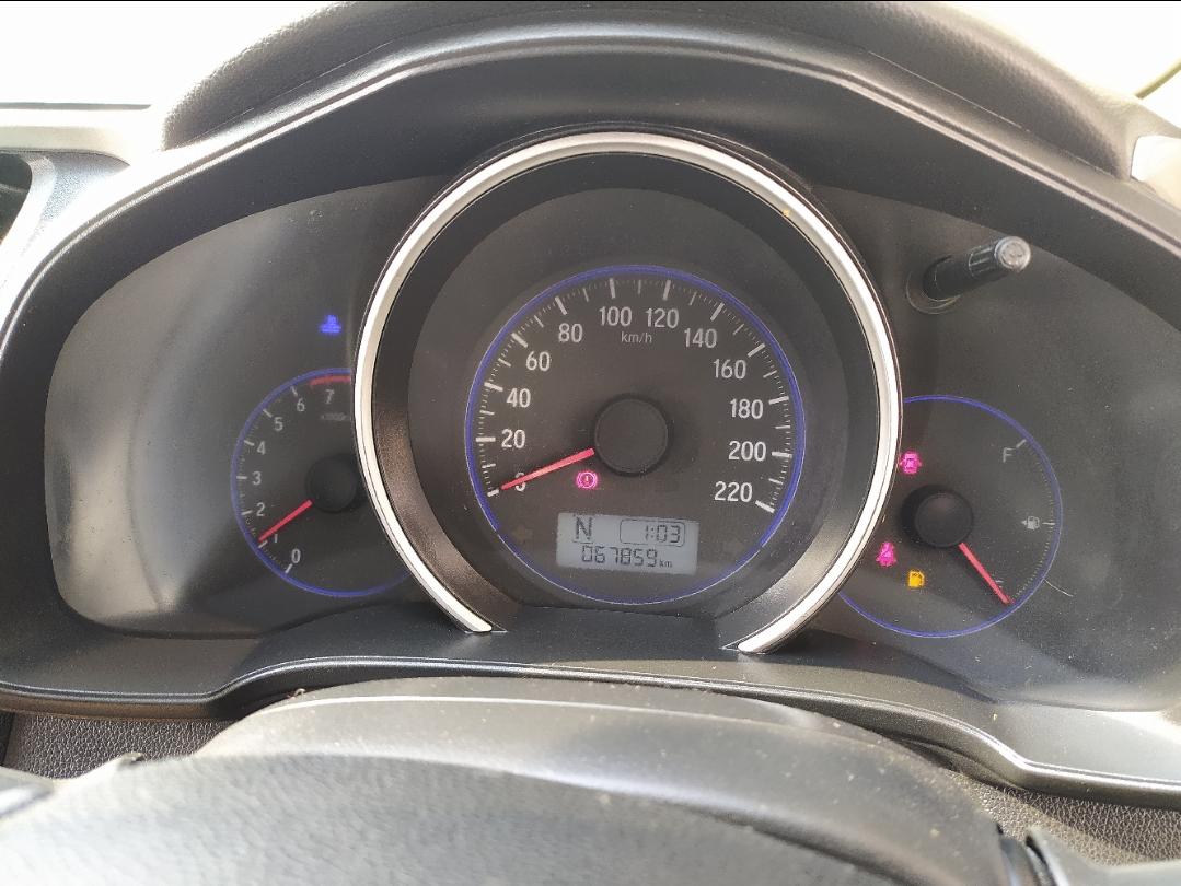 2015 Used HONDA JAZZ 1.2 S AT I VTEC