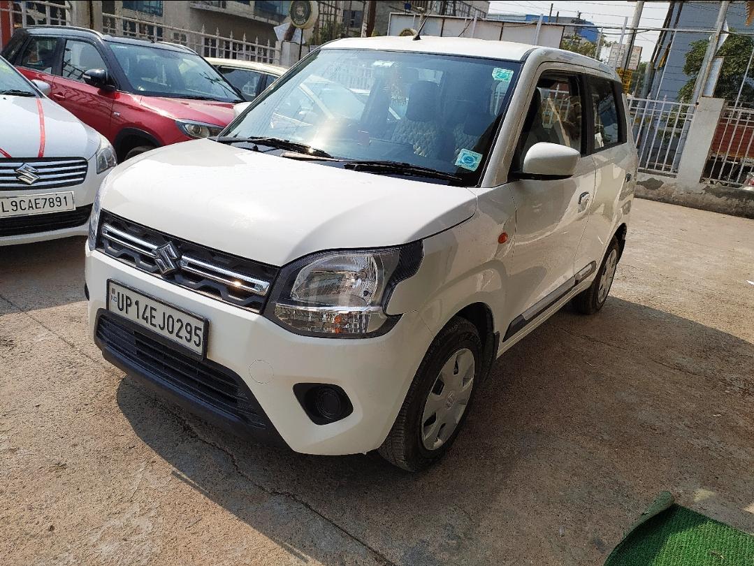 2019 Used Maruti Suzuki Wagon R VXI AMT