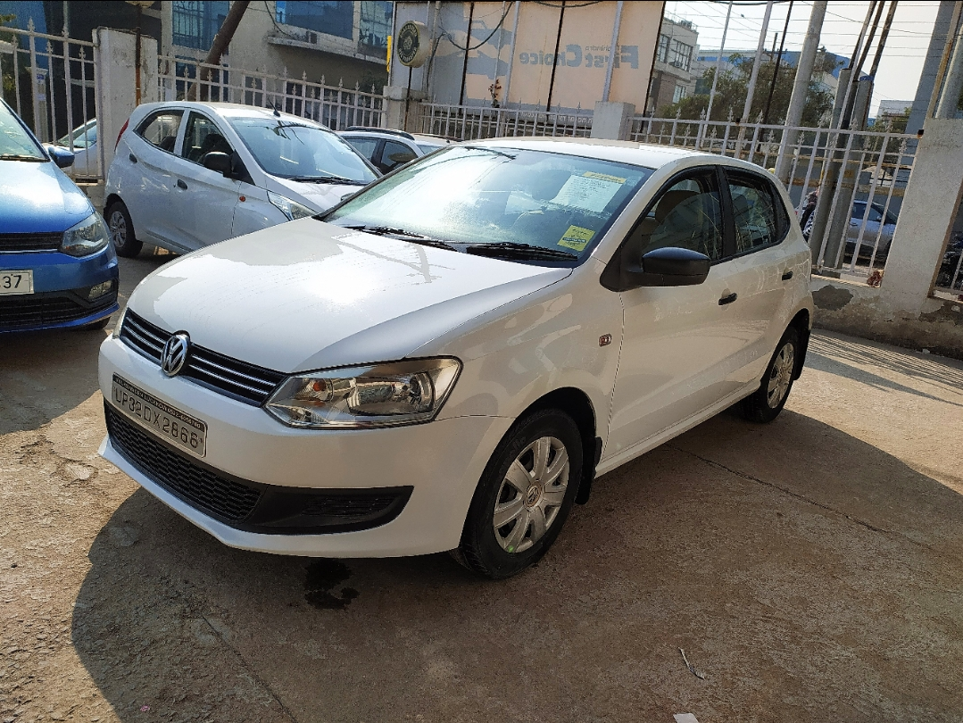2011 Used Volkswagen Polo COMFORTLINE 1.2L PETROL