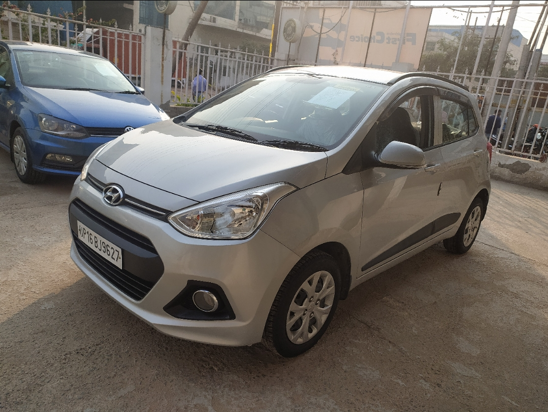 2016 Used Hyundai Grand I10 1.2 KAPPA SPORTZ