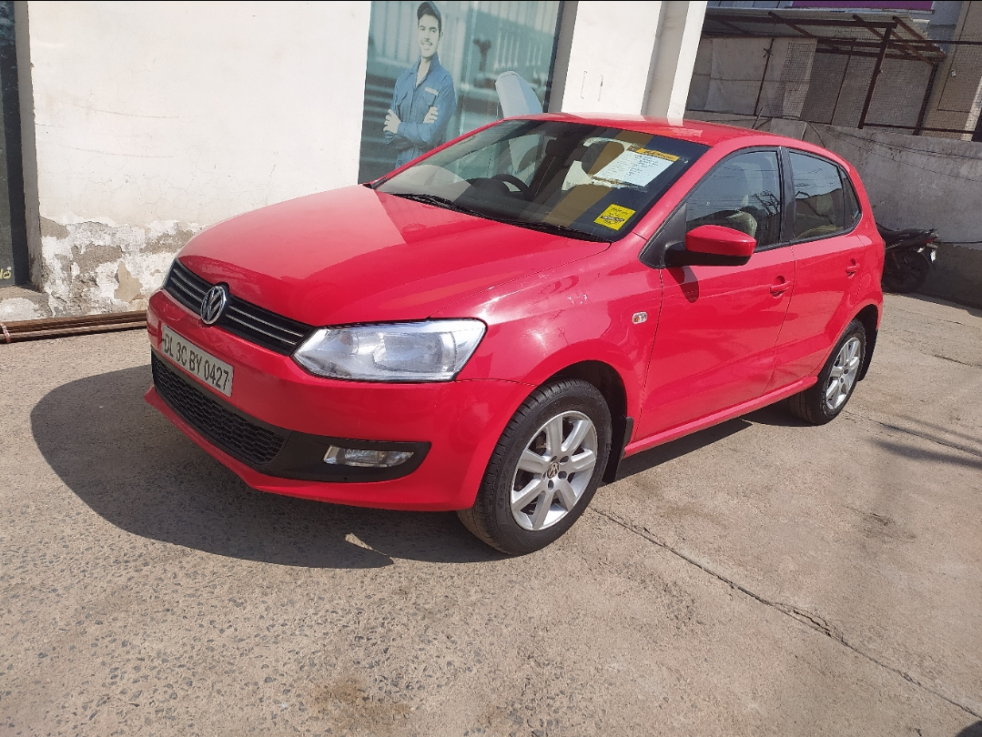 2011 Used VOLKSWAGEN POLO HIGHLINE1.2L PETROL