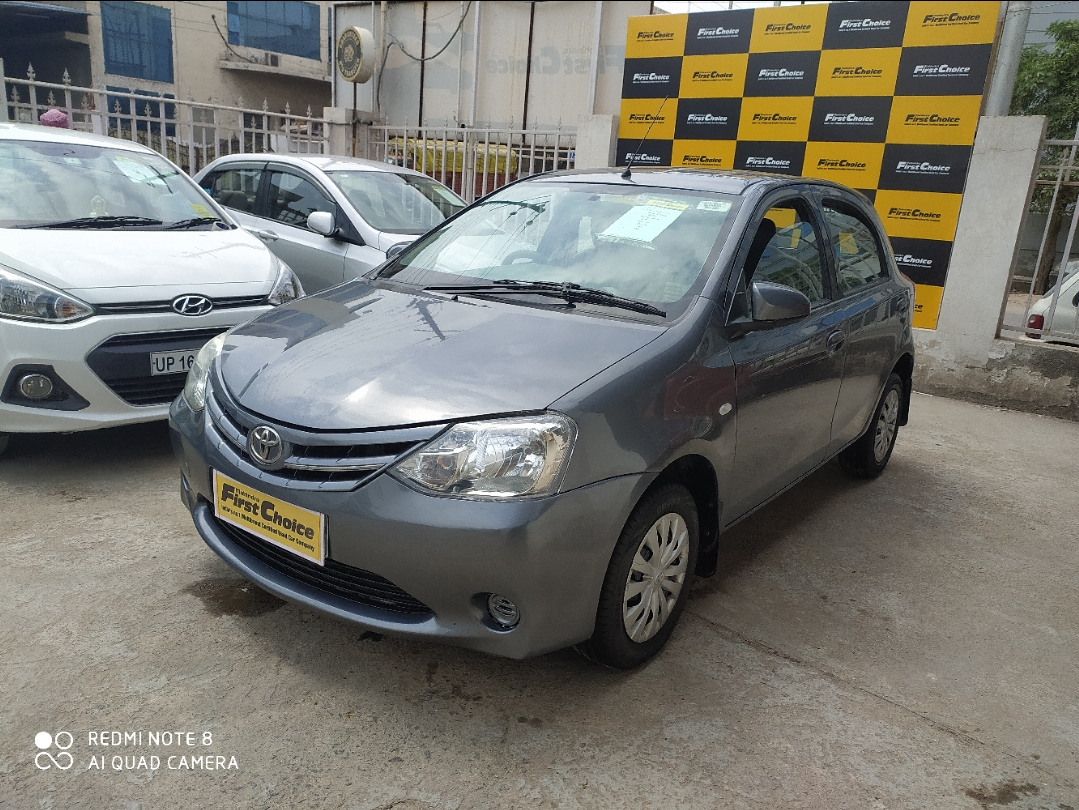 2014 Used Toyota Etios Liva G SP