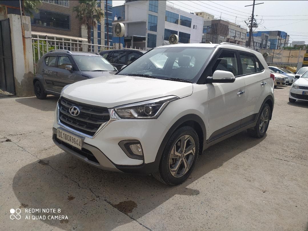 2018 Used Hyundai Creta SX 1.6 AT PETROL