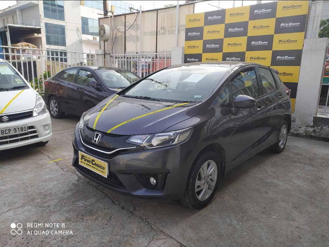 2018 Used Honda Jazz 1.2 VX I VTEC