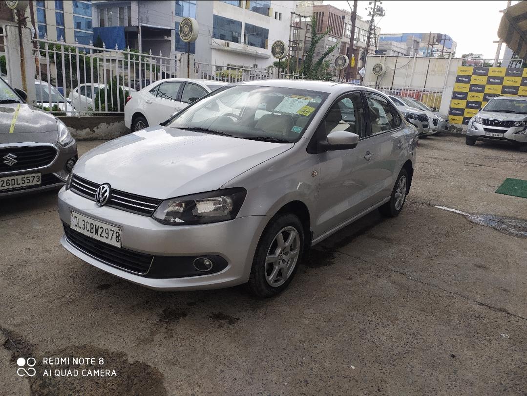 2014 Used Volkswagen Vento TSI AT