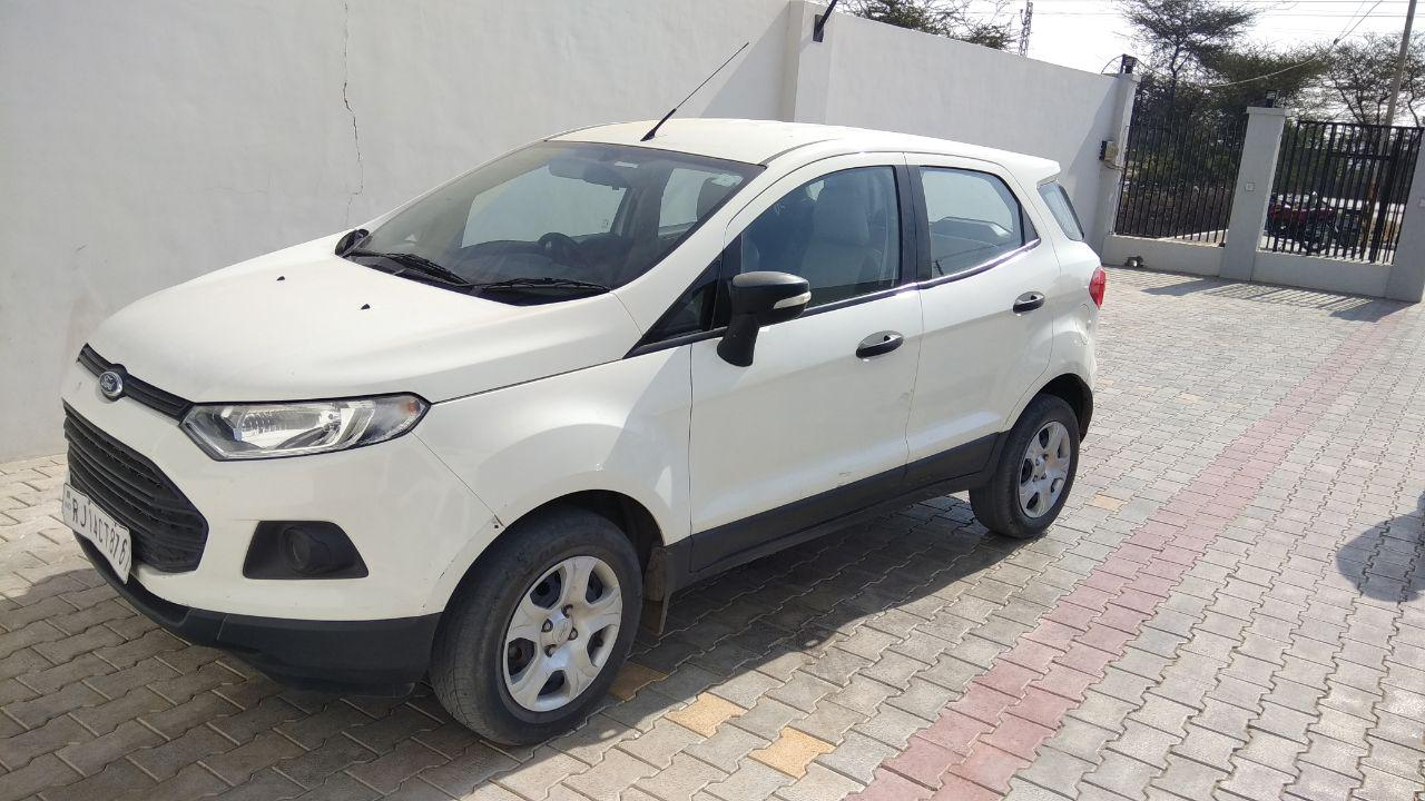 2013 Used Ford Ecosport AMBIENTE 1.5 TDCI