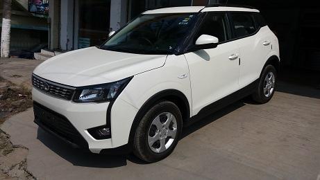 2019 Used Mahindra Xuv300 W6 DIESEL