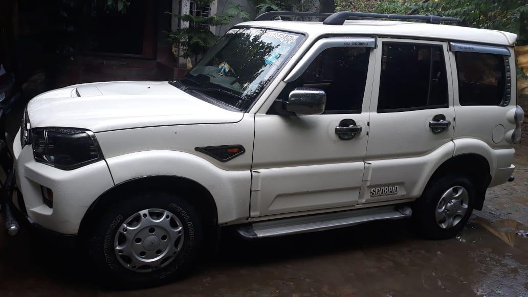 2015 Used Mahindra Scorpio S2