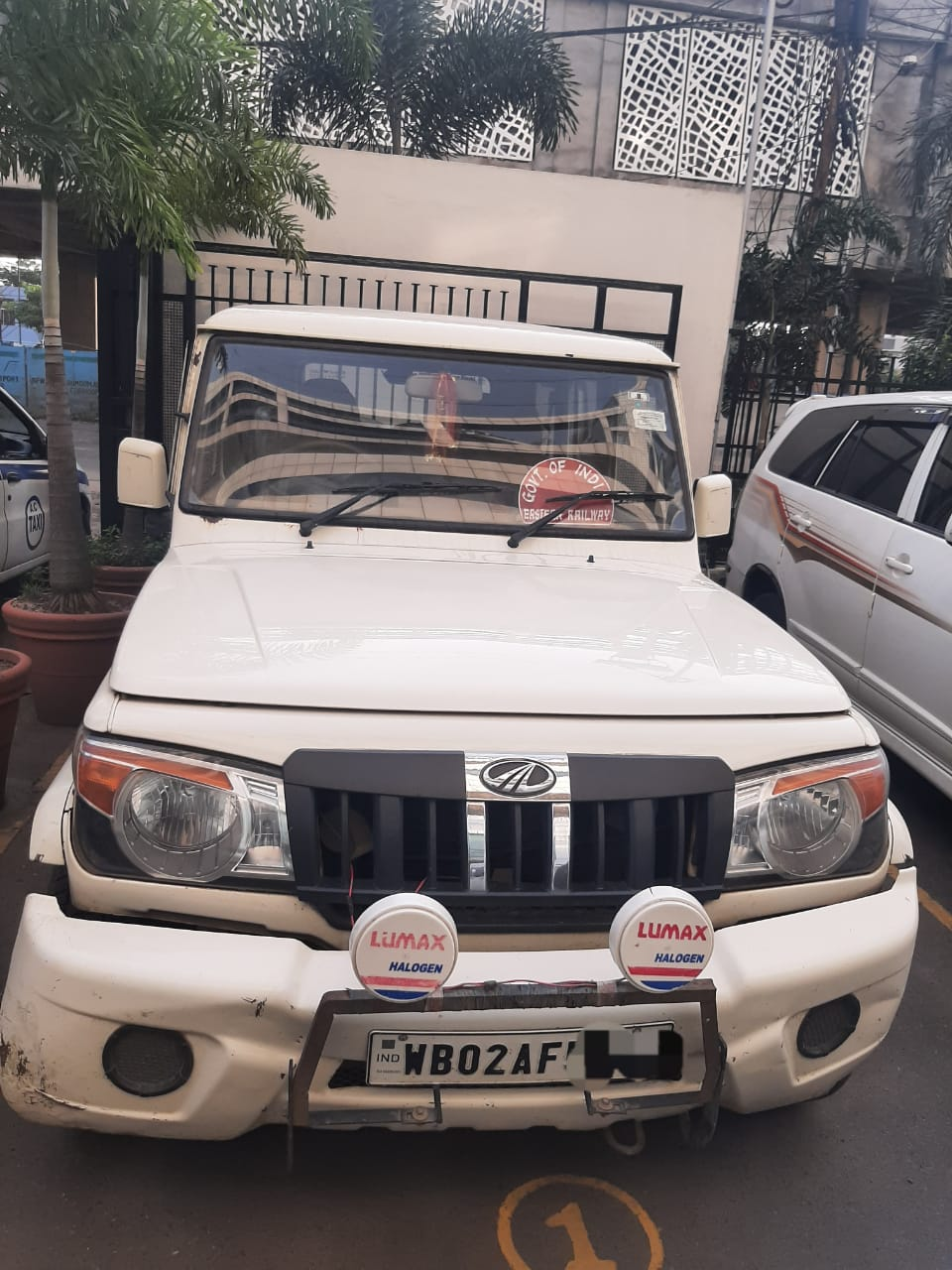 2014 Used Mahindra Bolero ZLX