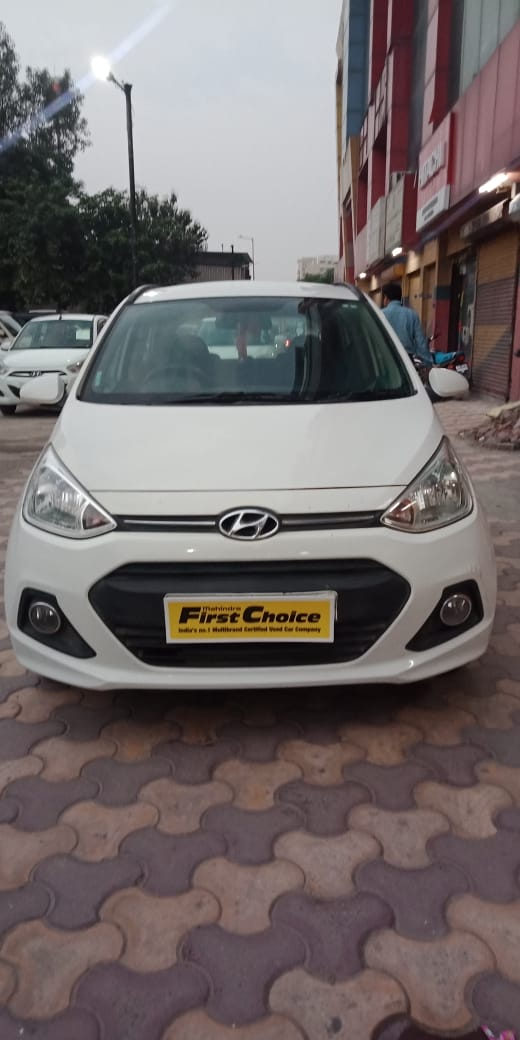 2014 Used Hyundai Grand I10 1.2 KAPPA SPORTZ