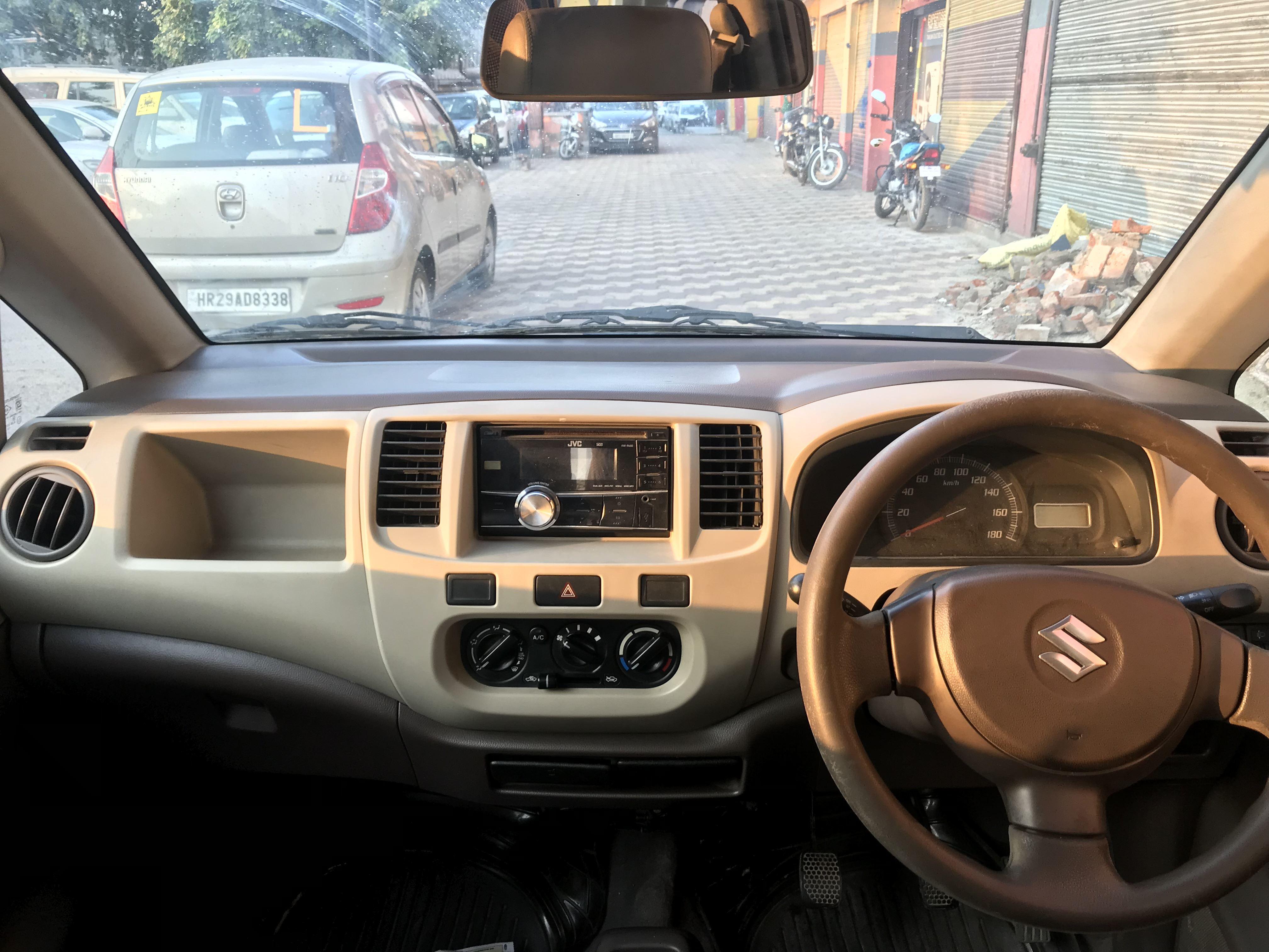 2013 Used Maruti Suzuki Zen Estilo LXI BS IV