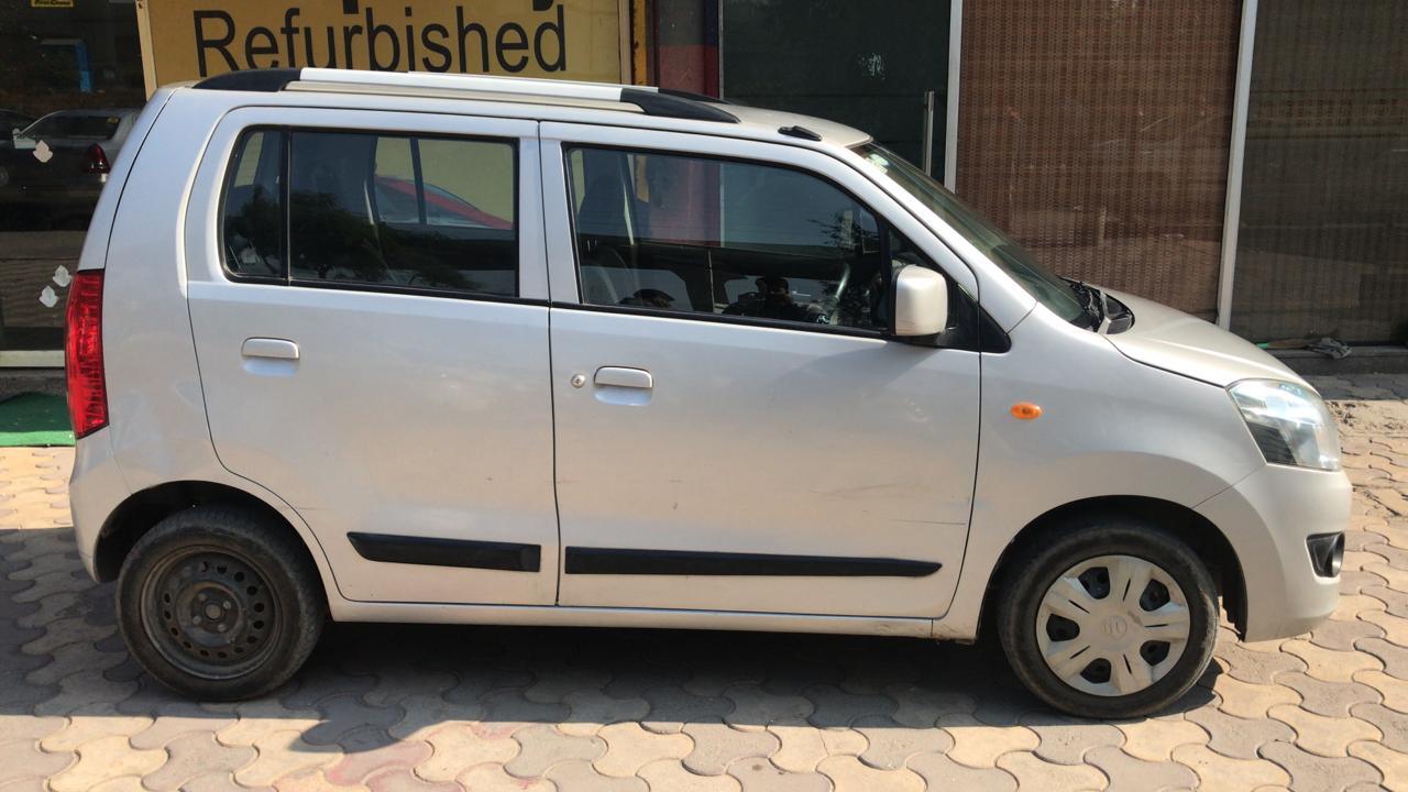 2015 Used Maruti Suzuki Wagon R VXI