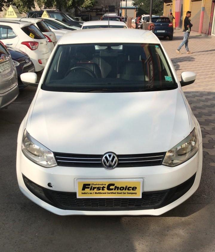 2011 Used Volkswagen Polo TRENDLINE 1.2L PETROL