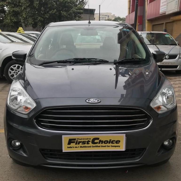 2017 Used Ford Figo Aspire TITANIUM  1.2