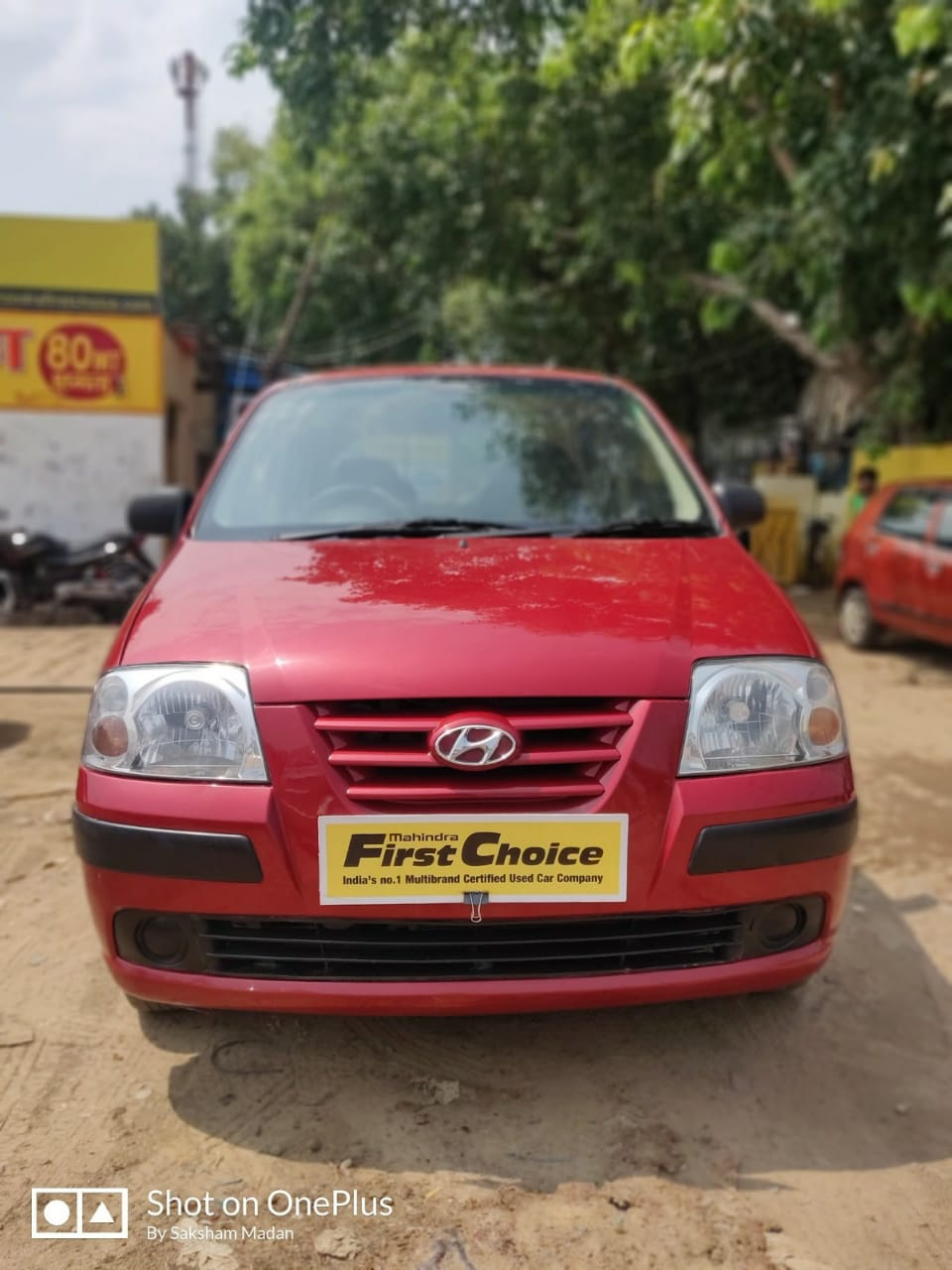 2012 Used Hyundai Santro Xing GLS
