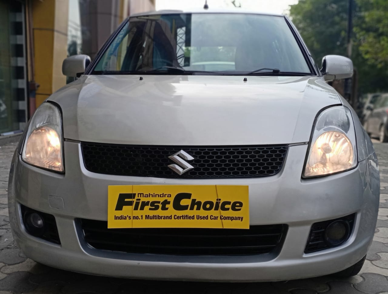 2010 Used MARUTI SUZUKI SWIFT ZXI 1.2 BS IV