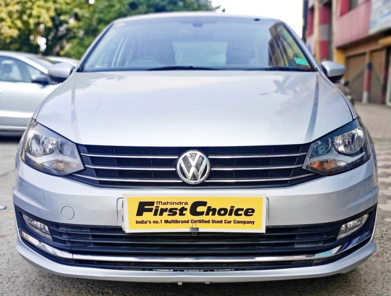 2016 Used Volkswagen Vento HIGHLINE PLUS 1.6 PETROL