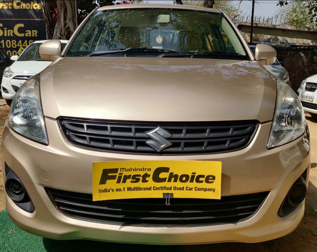 2012 Used MARUTI SUZUKI SWIFT DZIRE LXI