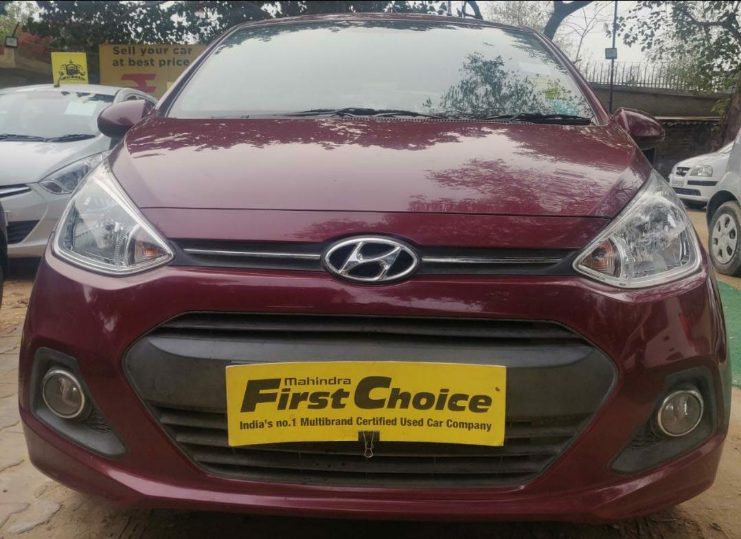 2017 Used Hyundai Grand I10 MAGNA 1.2 KAPPA VTVT