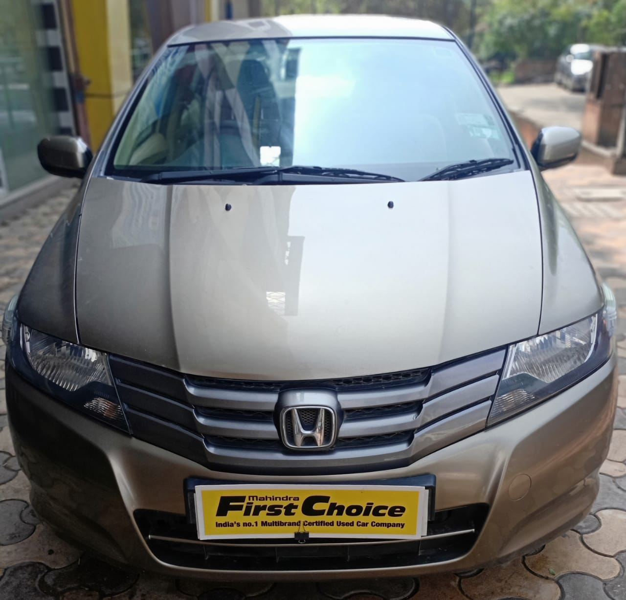 2010 Used Honda City 1.5 S MT