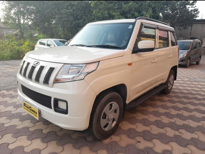 2016 Used Mahindra Tuv 300 T6 PLUS