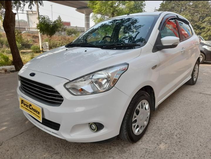 2016 Used Ford Figo TITANIUM 1.5 TDCI O