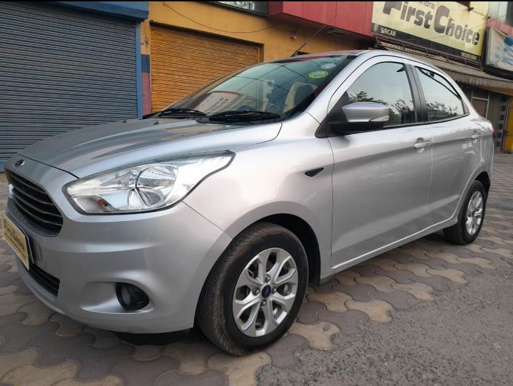 2017 Used Ford Figo Aspire TITANIUM AT  1.5