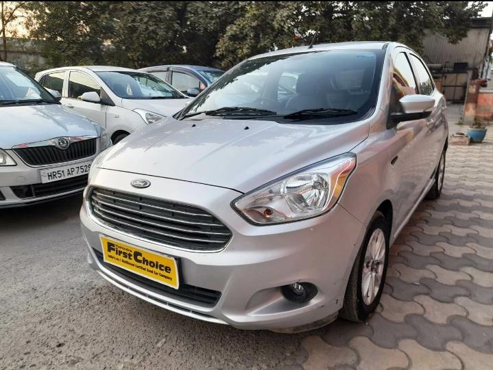 2018 Used Ford Figo TITANIUM +  1.5