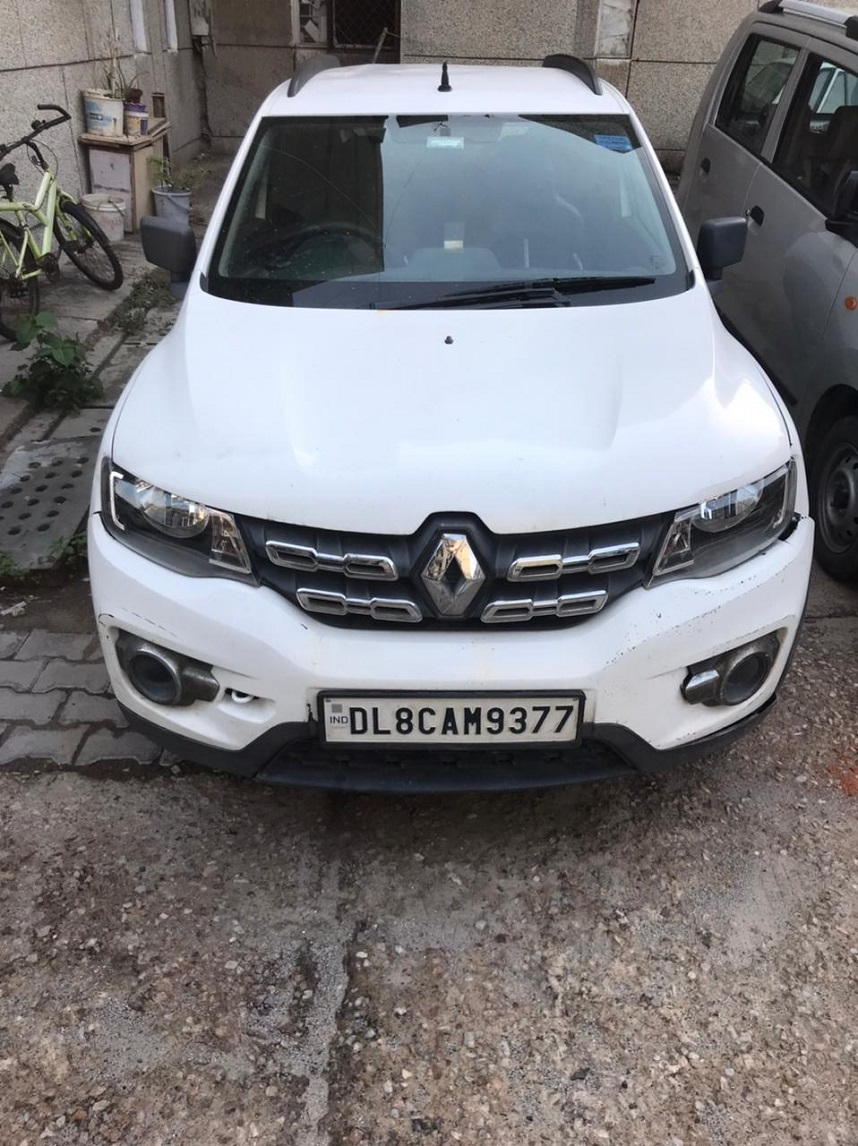 2015 Used Renault Kwid RXE