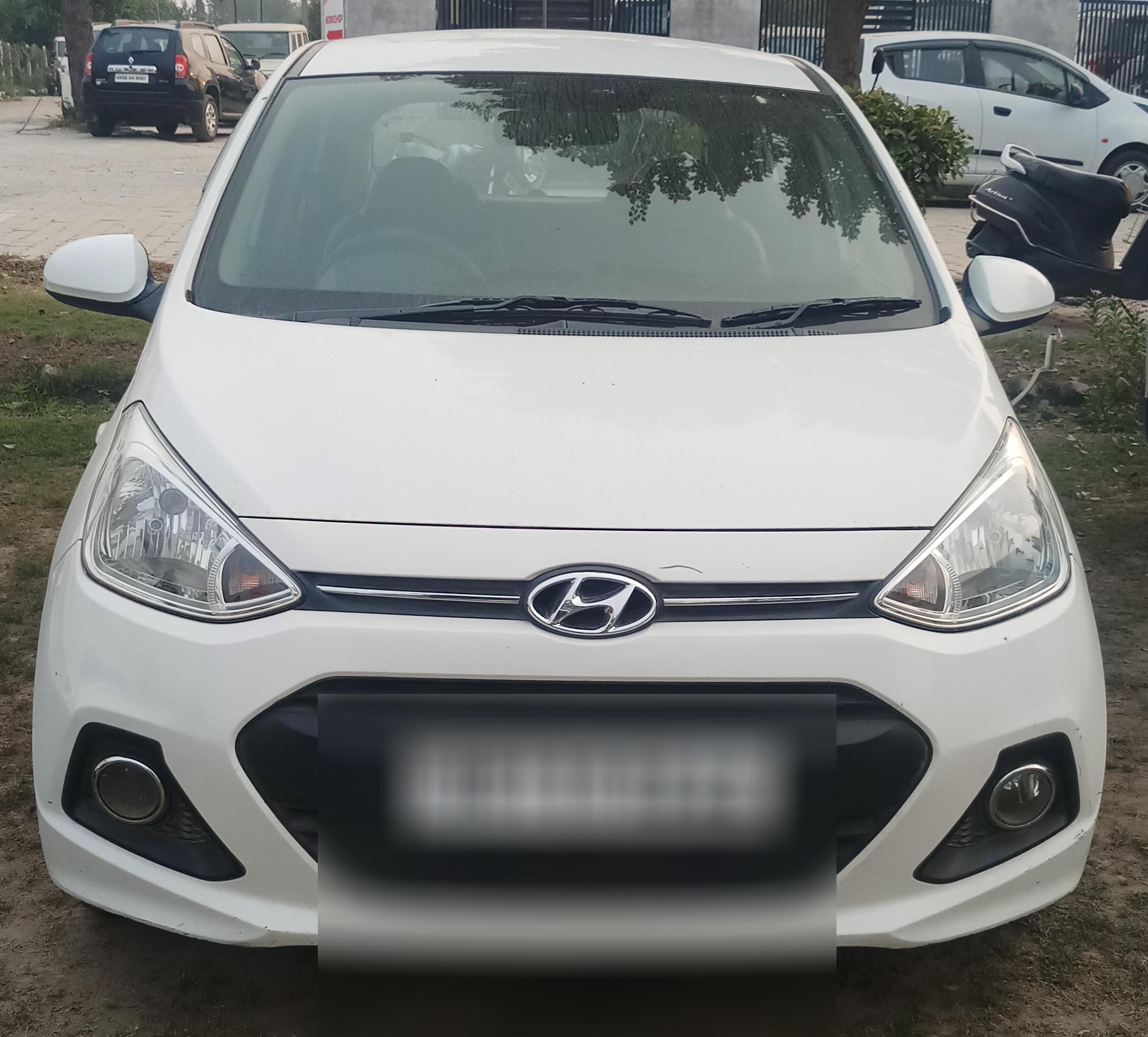 2014 Used Hyundai Grand I10 MAGNA 1.1 CRDI