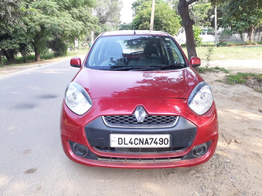 2012 Used Renault Pulse RX Z DIESEL