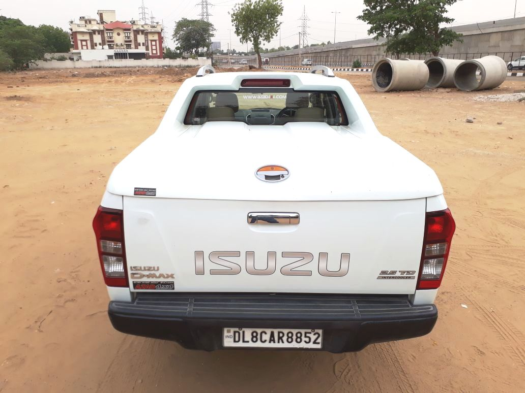 2017 Used Isuzu V Cross D MAX