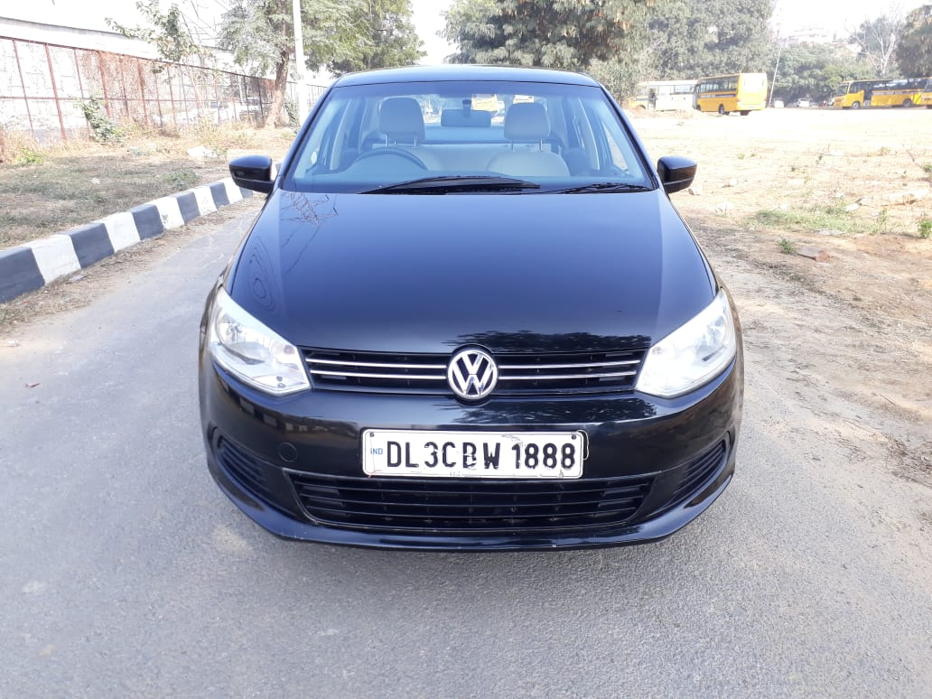 2012 Used Volkswagen Vento TRENDLINE PETROL
