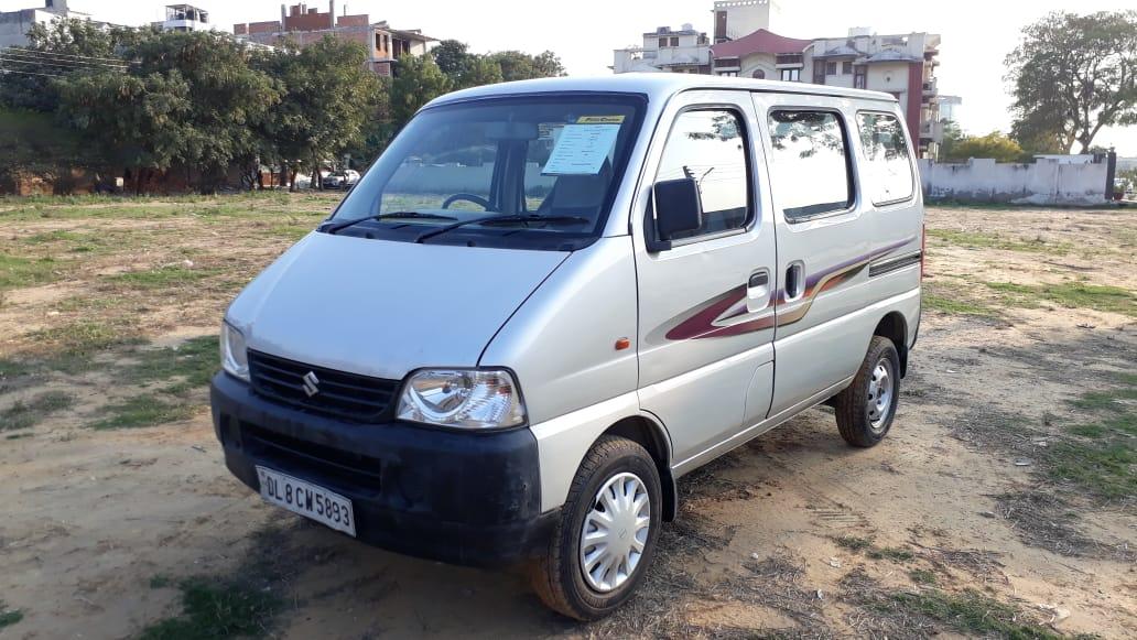 2012 Used Maruti Suzuki Eeco 5 STR WITH AC PLUSHTR
