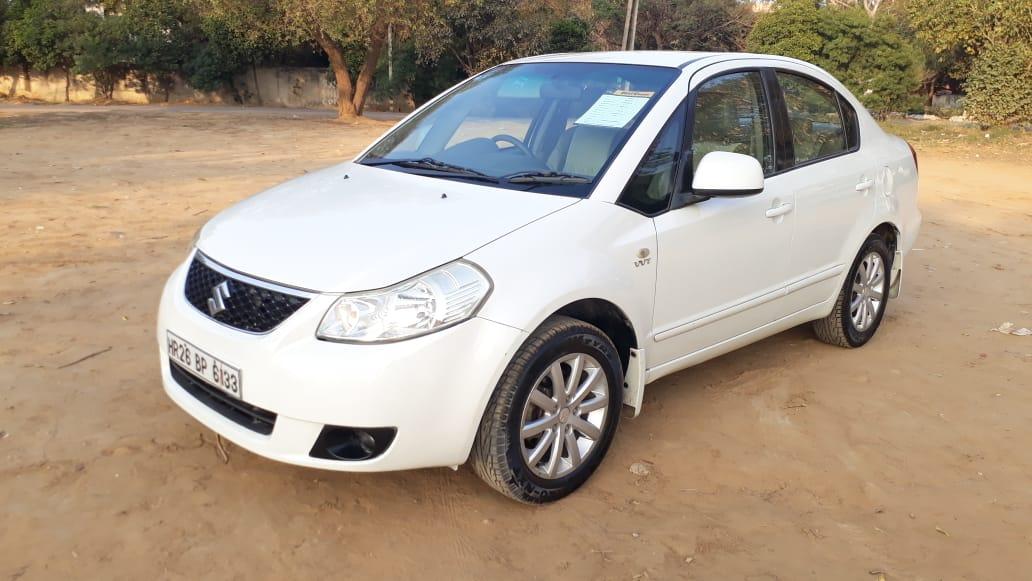 2011 Used Maruti Suzuki Sx4 ZXI MT BS IV