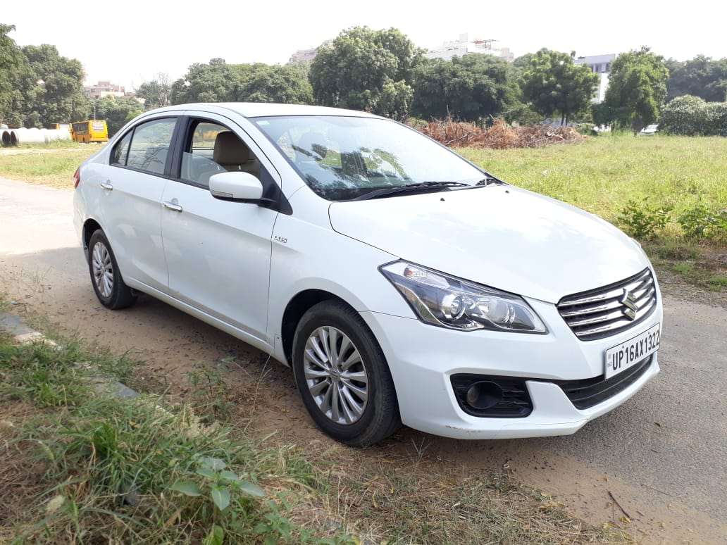 2014 Used Maruti Suzuki Ciaz ZDI PLUS SHVS RS
