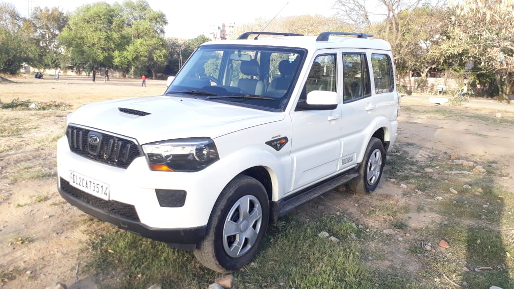 2014 Used Mahindra Scorpio S6 PLUS